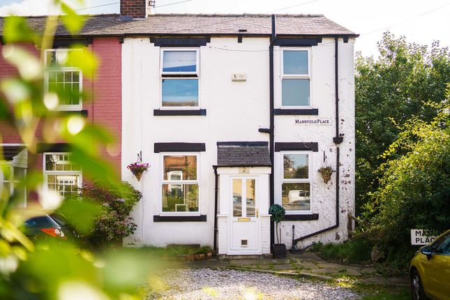 Thumbnail End terrace house for sale in Mansfield Place, Far Headingley, Leeds