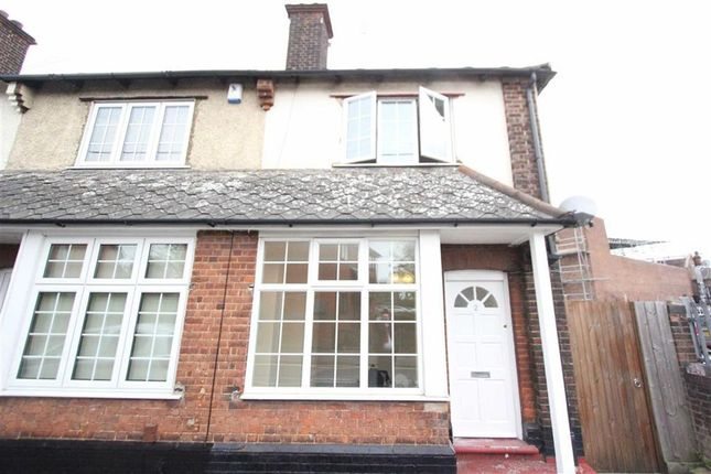 End terrace house to rent in Jersey Gardens, Wickford, Essex