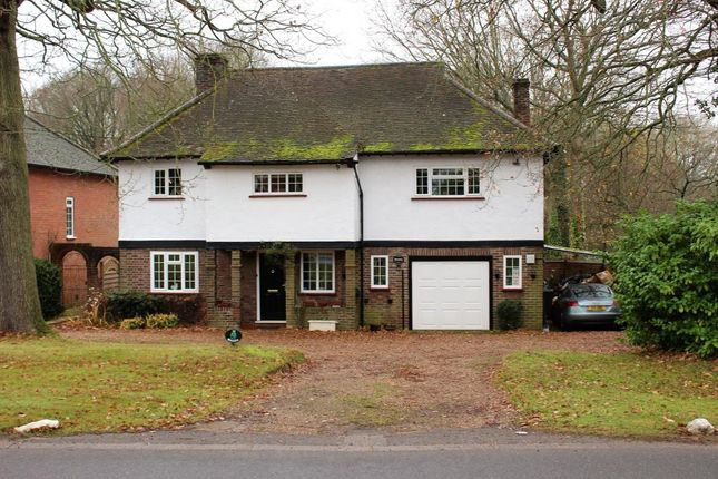 Thumbnail Detached house for sale in Glaziers Lane, Guildford
