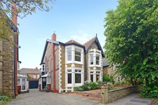 Thumbnail Detached house for sale in Mostyn Avenue, West Kirby, Wirral, Merseyside