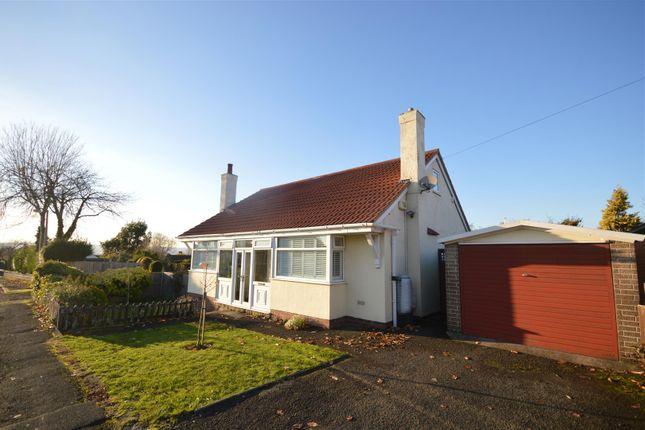 Thumbnail Detached bungalow for sale in Cliffe Road, Little Neston, Neston