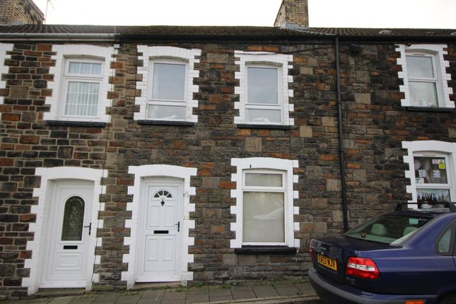 Thumbnail Terraced house for sale in Torlais Street, Newbridge, Newport