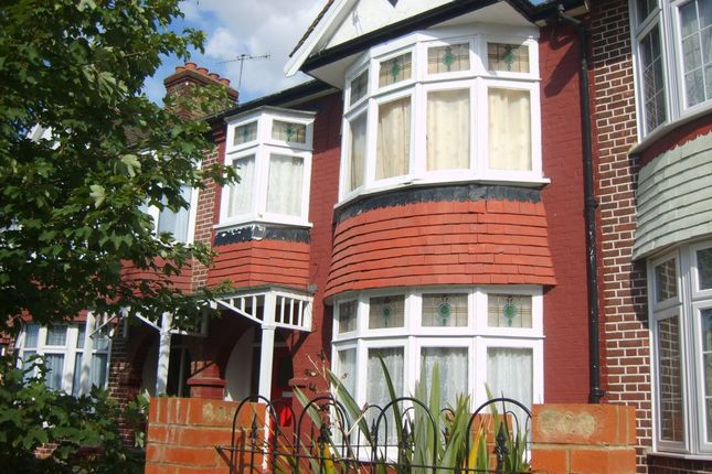 Thumbnail Terraced house to rent in Myra Street, Abbey Wood