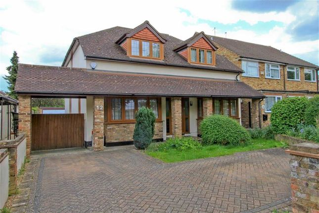 Thumbnail Detached house for sale in Colne Avenue, West Drayton, Middlesex