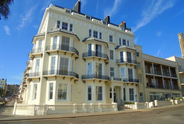 Thumbnail Flat to rent in St Leonards-On-Sea, East Sussex