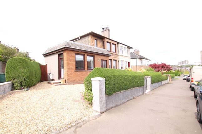 Thumbnail Semi-detached house to rent in Churchill Drive, Glasgow
