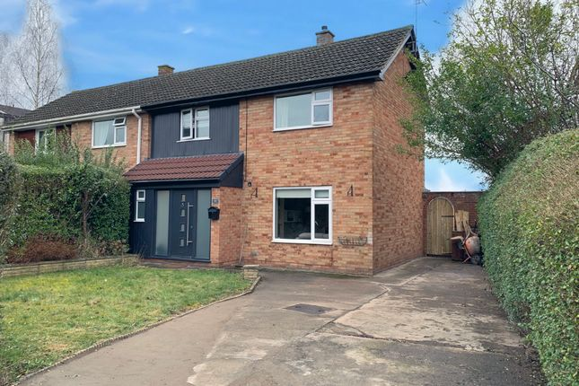 3 bed semi-detached house for sale in White House Way, Hereford HR1