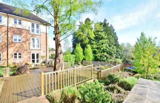 Thumbnail Property for sale in The Fallows, Fairfield Road, East Grinstead