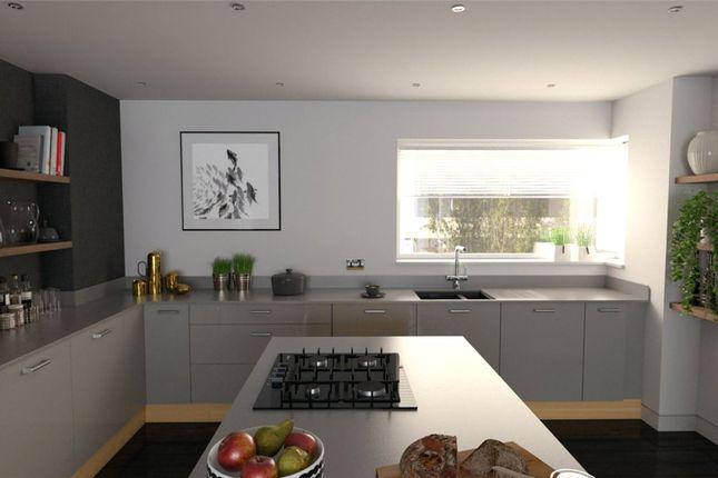 Kitchen Cgi of Sainte Adresse, Penarth, South Glamorgan CF64