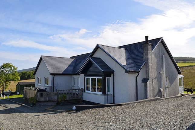 Thumbnail Bungalow for sale in Strathlachlan, Strachur, Argyll And Bute