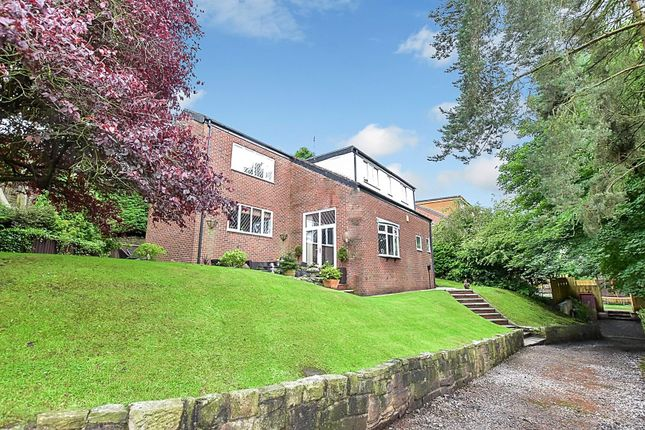 Thumbnail Detached house for sale in Lower Crossbank, Lees, Oldham