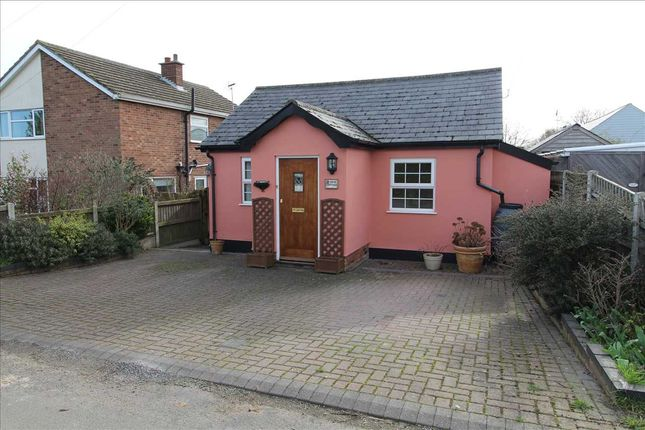 Thumbnail Bungalow for sale in Rose Cottage, Bourne Road, West Bergholt, Colchester
