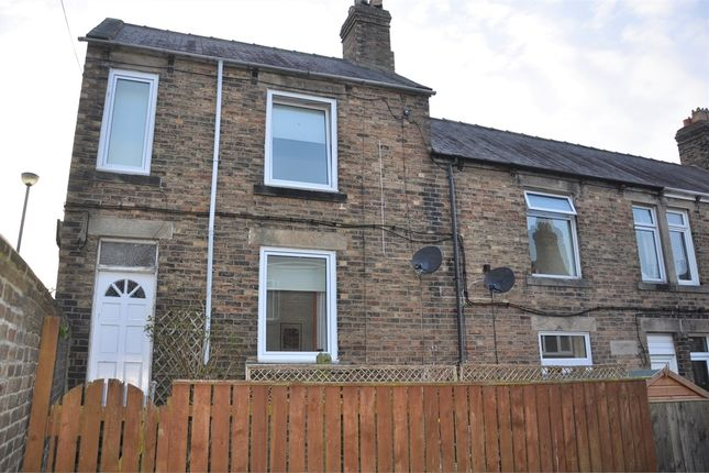 Thumbnail End terrace house to rent in Wesley Street, Prudhoe, Northumberland.