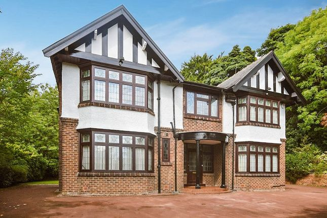 Thumbnail Detached house for sale in Sedgley Park Road, Prestwich M25. Tennis Court, Substantial Detached Family Home
