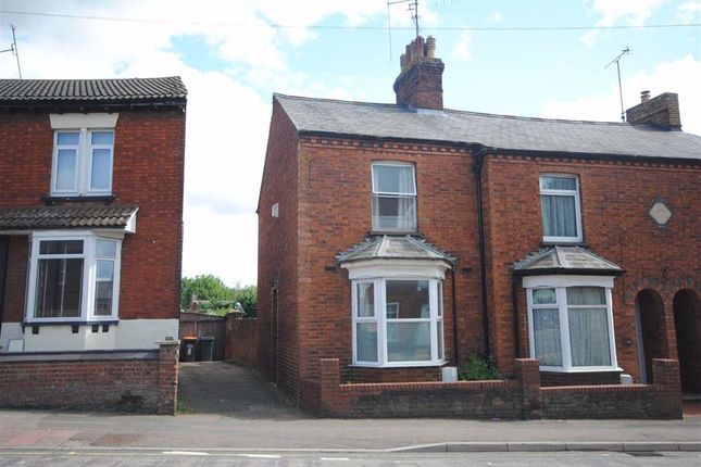 Thumbnail End terrace house for sale in Old Road, Linslade, Leighton Buzzard