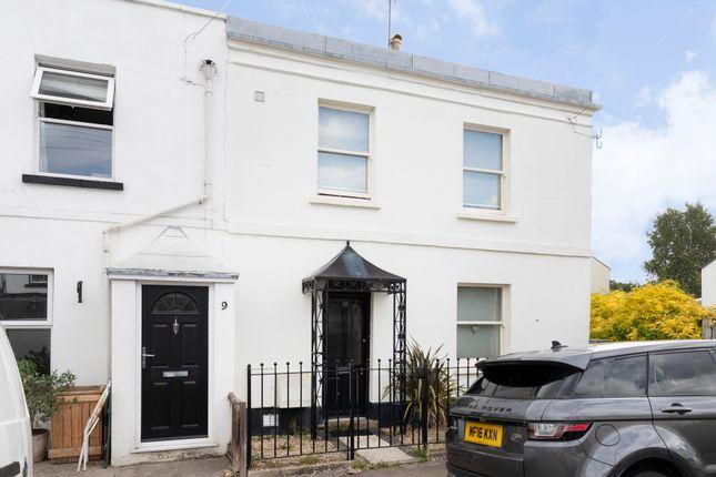 Thumbnail End terrace house for sale in Moorend Street, Cheltenham