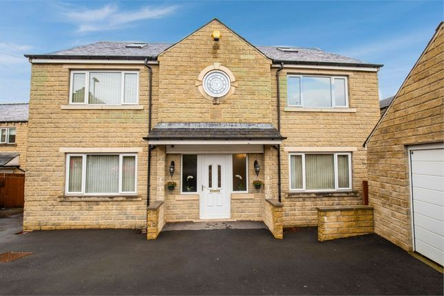 Thumbnail Detached house for sale in Old Lane, Brighouse, West Yorkshire