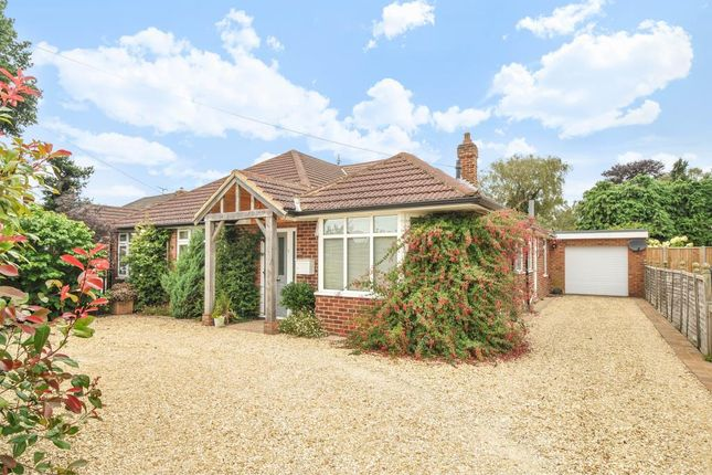 Thumbnail Detached bungalow for sale in Codmore Crescent, Chesham