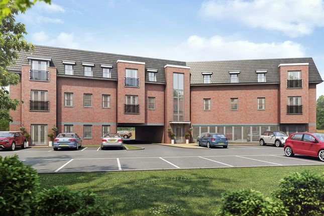 "Thumbnail Flat for sale in ""Apartments 19 & 32"" at Scotts Road, Bromley"