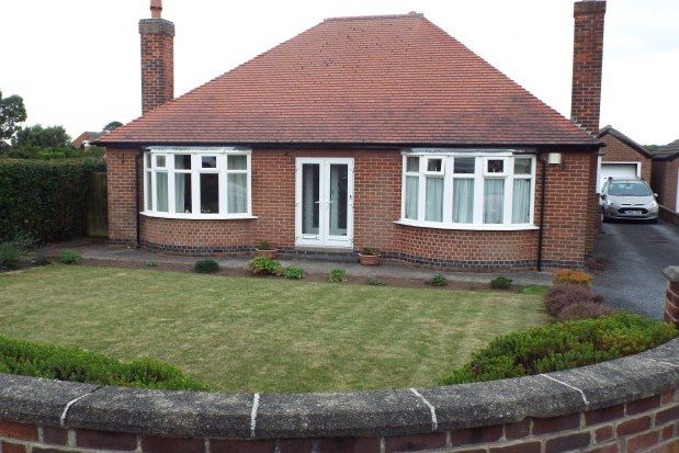 Thumbnail 2 bed bungalow to rent in Mount Pleasant Road, Swadlincote