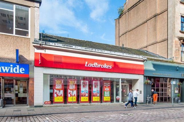Thumbnail Commercial property for sale in 43-45, West Blackhall Street, Greenock PA151Ut