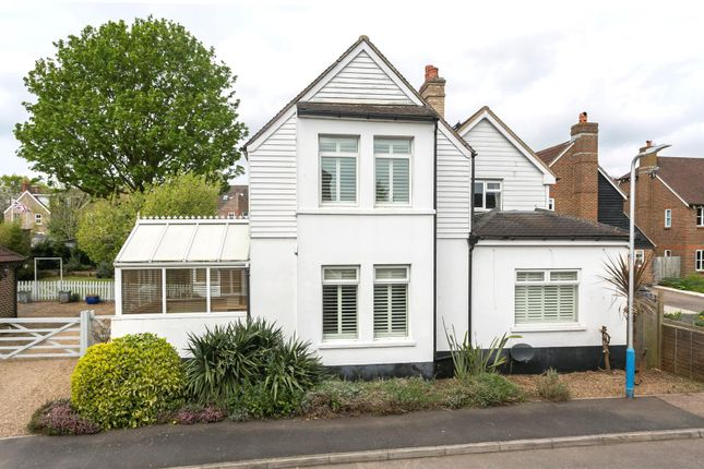 Thumbnail Detached house for sale in Brook Lane, Tonbridge