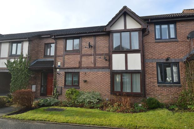 Thumbnail Flat for sale in Milton Close, Great Harwood, Blackburn