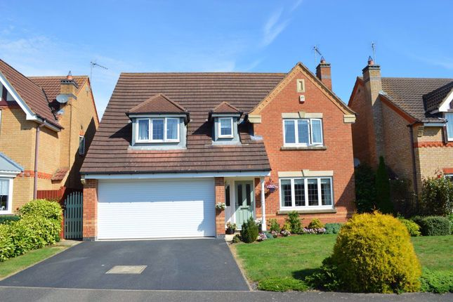 4 bed detached house to rent in Aidan Road, Quarrington, Sleaford NG34