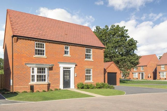 "Thumbnail Detached house for sale in ""Layton"" at Horton Road, Devizes"