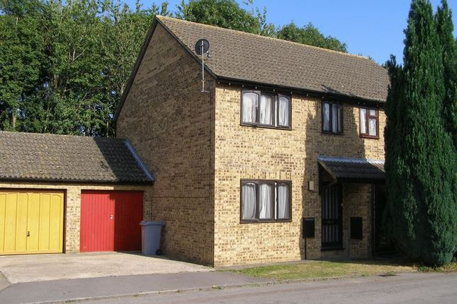 Thumbnail Semi-detached house to rent in Oasis Park, Stanton Harcourt Road, Eynsham, Witney