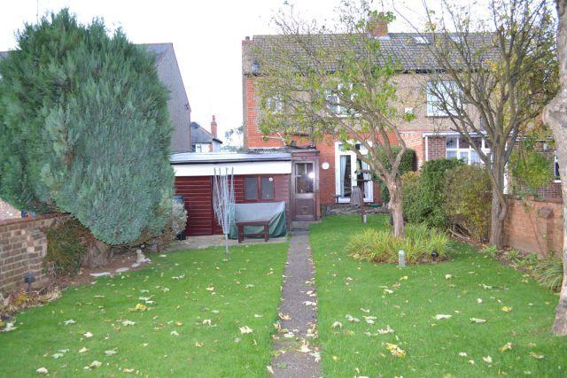 Rear Garden of Elmhurst Avenue, Spinney Hill, Northampton NN3