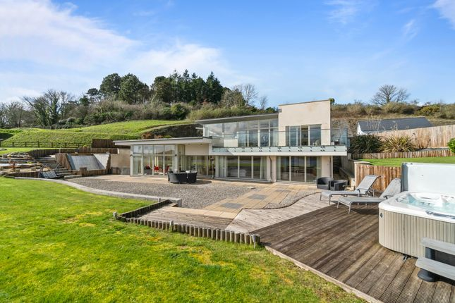 Thumbnail Detached house for sale in River House, 7 The Moorings, Babis Lane, Saltash