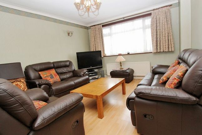 Thumbnail Semi-detached house to rent in Branksome Way, Harrow