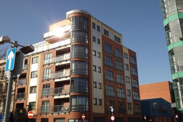 Thumbnail Flat to rent in The Atrium, London Rd