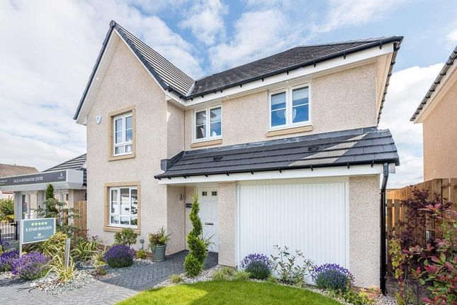 """Thumbnail Detached house for sale in """"Cullen"""" at Mayburn Walk, Loanhead"""