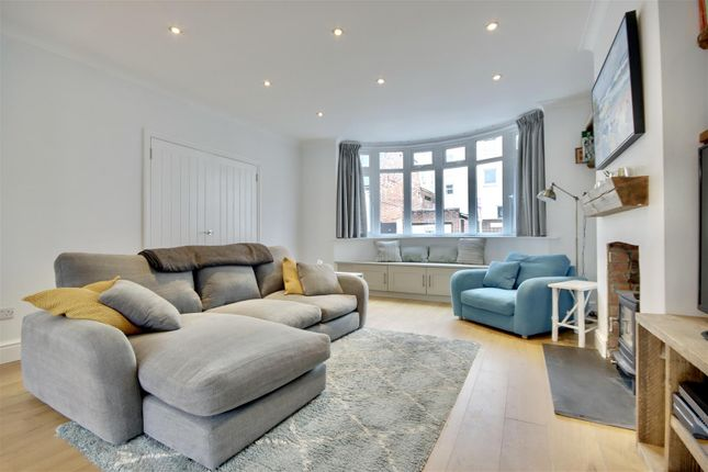 Thumbnail Terraced house for sale in Clarence Road, Southsea