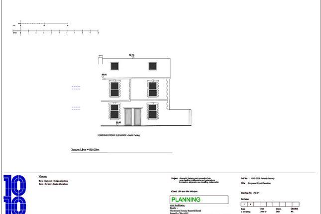 Thumbnail Land for sale in Plassey Street, Penarth