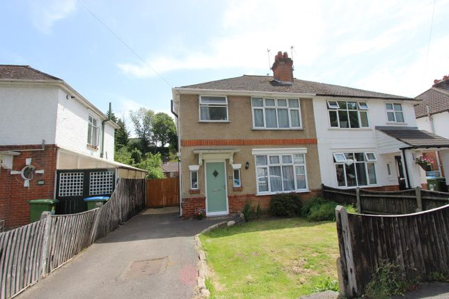 Thumbnail Semi-detached house for sale in Dale Valley Road, Shirley, Southampton