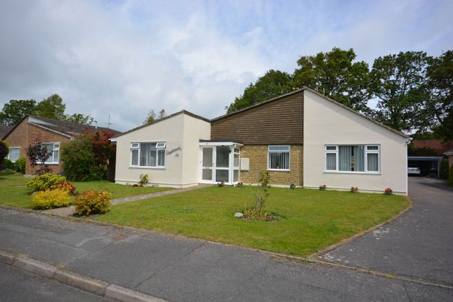Thumbnail Detached bungalow for sale in Greenhayes, Broadstone