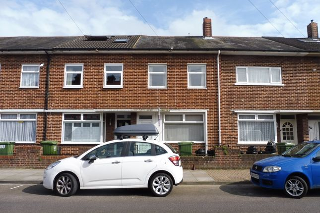 Thumbnail Terraced house to rent in Bath Road, Southsea, Portsmouth, Hampshire