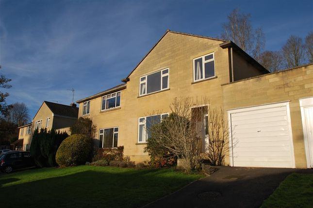 Thumbnail Property to rent in Cranwells Park, Bath