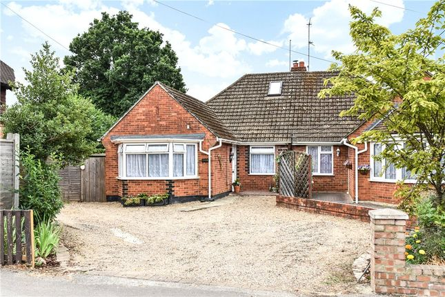 Thumbnail Semi-detached bungalow for sale in Frimley Green Road, Frimley Green, Camberley