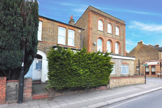 Thumbnail Flat for sale in Lancaster Road, Enfield