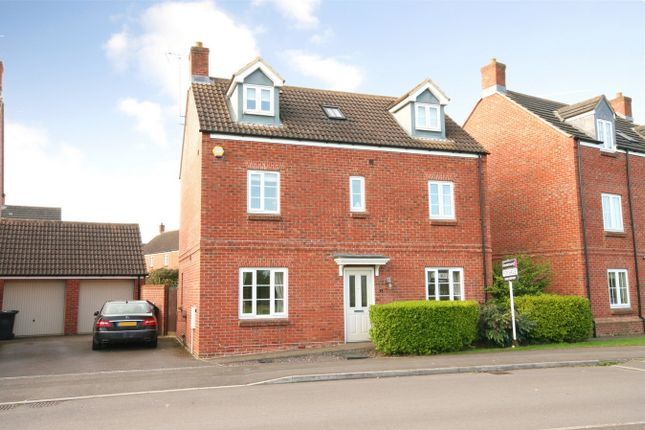 Thumbnail Detached house for sale in Chartist Way, Staunton, Gloucester