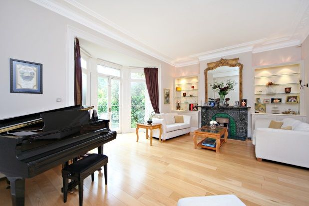 Thumbnail Property to rent in Copse Hill, Wimbledon