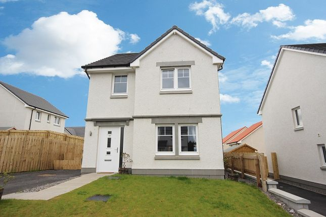 Thumbnail Detached house for sale in 29 Chestnut Way, Milton Of Leys, Inverness.
