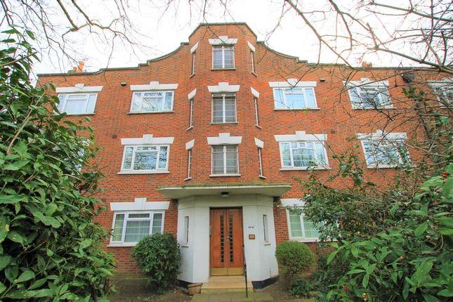 Thumbnail Flat for sale in Bushey Road, Raynes Park, London