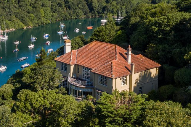 Thumbnail Detached house for sale in Yealm Road, Newton Ferrers, South Devon.