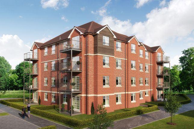 "Thumbnail Flat for sale in ""Lamlash"" at Cherrytree Gardens, Bishopton"