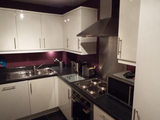 Thumbnail Flat to rent in Witan Gate, Milton Keynes